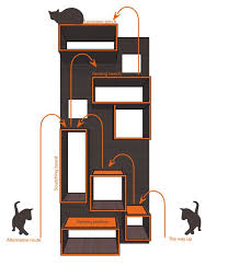 best of modern cat tree furniture and best 20 contemporary cat