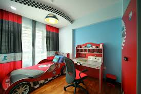 race car themed bedroom home decoration ideas