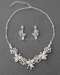 crystal wedding necklace images Bridal jewelry bridal necklace sets wedding necklace page 2 jpg