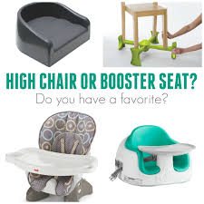 toddler approved the best high chairs and booster seats for kids