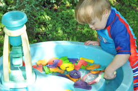Water Table Toddler Water Table Play Activities For Kids