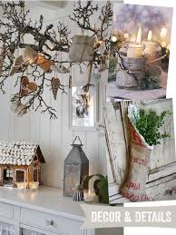 rustic christmas decorations top white christmas decorations ideas christmas celebrations