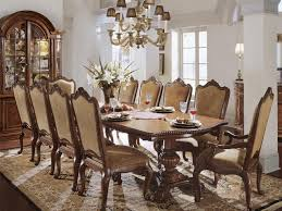 Dining Room Arm Chairs Upholstered Universal Furniture Villa Cortina Upholstered Back Arm Chair