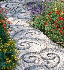 landscaping using rocks and stones