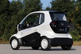 honda micro commuter concept car honda unveils mico sized mc β ev w video inside evs