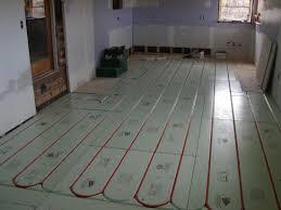 flooring unique diy heated floor image design radiant heat part