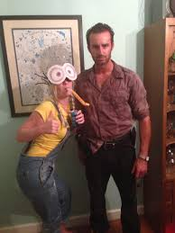 Walking Dead Halloween Costumes Told Rick Walking Dead