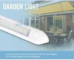 Led Awning Lights For Rv 12v Waterproof Led Awning Porch Bar Light Rv Trailer Boat Garden