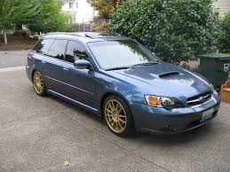 2005 subaru wrx custom view of subaru legacy 2 5 gt wagon photos video features and