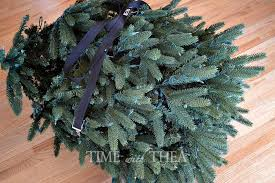 Christmas Decorations For A Large Tree by How To Store An Artificial Christmas Tree Time With Thea