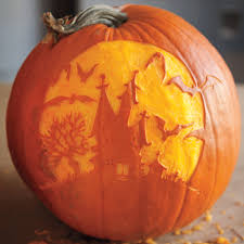 pumpkin decoration images halloween martha stewart