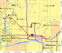 az city map arizona az profile population maps estate