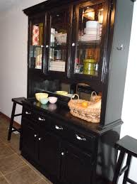 Black Dining Hutch Black China Cabinet A Trip Down Memory Lane Inspired By Bookcases
