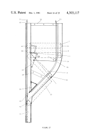 Overhead Door 65b by Patente Us4303117 Vertically Collapsing Closure System Google