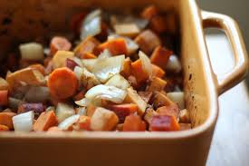 Recipe For Roasted Root Vegetables - balsamic roasted root vegetables