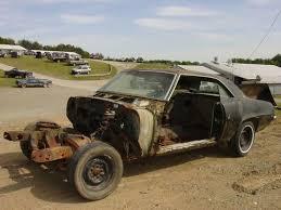 camaro restoration parts purchase used 1969 chevrolet camaro x11 clear va title restoration
