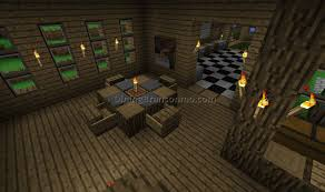minecraft dining room design home design