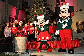 mayor u0027s christmas tree lighting ceremony starts burbank u0027s 12 days