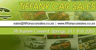 tiffany and co ls tiffany car sales south africa auto mart