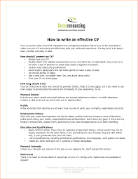 How You Do A Resume How To Write A Resume Step By Step Free Resume Example And
