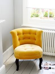 Yellow Velvet Armchair Unthinkable Yellow Velvet Chair 1000 Images About On Pinterest