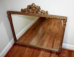 carved wood framed wall 684 best vintage mirrors images on vintage mirrors