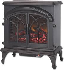 Electric Fireplace Stove Fire Sense Fox Hill Electric Fireplace Stove 60354 Best Buy