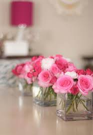 small flower arrangements for tables bedroom small simple flower arrangements best pink flower