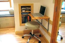 Folding Table Attached To Wall Diy Folding Desk Medium Size Of Home Wall Mounted Folding Desk