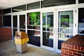 11 components of a secure front entrance campus safety