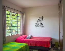 Casa Natura Schlafzimmer Hostel Casa Natura Kolumbien Medellín Booking Com