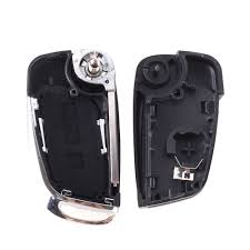 peugeot car symbol dandkey flip car key cover for peugeot 406 407 408 308 307 107 207