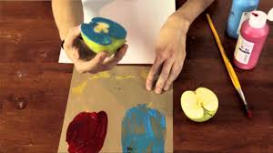 themed arts and crafts apple arts craft ideas for preschool children preschool