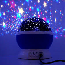 night light projector for kids 2018 wholesale lemonbest new romantic new rotating star projector