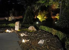 Outdoor Backyard Lighting Installing Outdoor Landscape Lighting Innovative Outdoor
