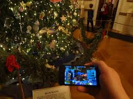 teamviewer on an iphone means swtor has been played in the white house