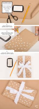polka dot gift wrap 7 days of gift wrapping ideas diy polka dot gift paper stylecaster