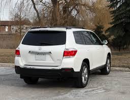 toyota highlander 2012 used what to look for when buying a used toyota highlander