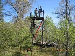 building a deer blind tower page 2 michigan sportsman online