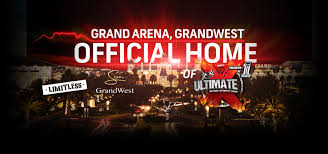 ultimate x grand arena grandwest official home of ultimate x