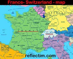 Montpellier France Map by Map Of France And Switzerland Travel