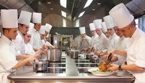 la brigade de cuisine pour réserver