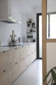 Scandi Style by A Designer U0027s Own Scandi Style Ikea Hack Galley Kitchen In The
