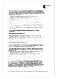 procurement of the national cancer screening register australian telstra corporation limited