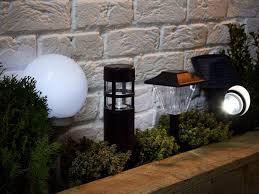 solar l post lights australia 8 best solar powered lights the independent