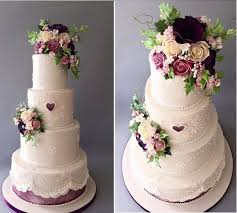 wedding cake lavender purple lilac lavender wedding cakes cake magazine
