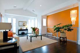 bright paint colors for living room living room with accent wall