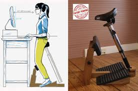 Standing Desk Chairs Finally A Chair For Your Standing Desk Incredible Things
