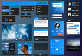 Best Ui Resume by The Best Free Ui Kits February 2015 Webdesigner Depot