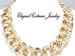 big link necklace images 56 gold big chain necklace 60mm width stainless steel necklace jpg
